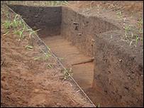 Yacimiento arqueológico en la selva amazónica, centro-norte de Brasil (Science)