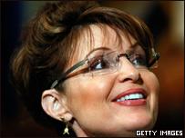 Sarah Palin (foto de archivo)