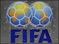 The Fifa logo