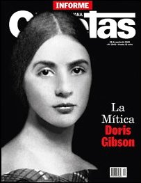 Doris Gibson and Caretas
