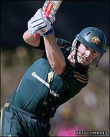 Australia opener Shaun Marsh