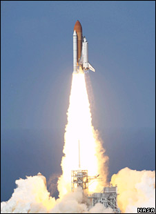 Space shuttle Discovery (Nasa)