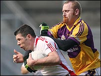 Tyrone beat Wexford in the All-Ireland semi-final
