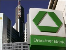 Dresdner Bank, Frankfurt