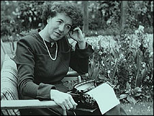 Enid Blyton in 1949