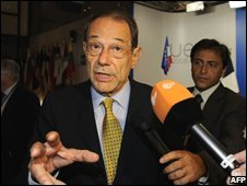 European Union Foreign Policy Chief Javier Solana