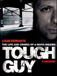 UK cover of Louis Ferrante's book