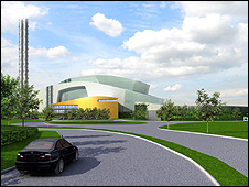 Proposed Ardley waste incinerator