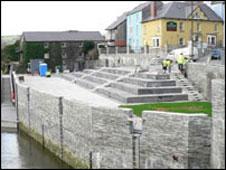 Cardigan quay (Teifi Estuary Project)