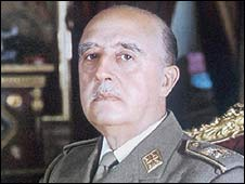 General Francisco Franco (courtesy of Spanish Embassy)