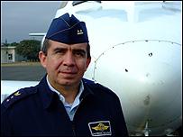 Teniente Coronel Patricio Salazar
