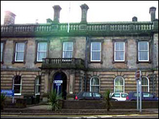 Stonehaven Sheriff Court [Pic: Crown Copyright]