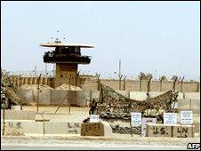 Abu Ghraib in 2004