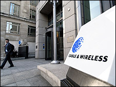 Cable & Wireless headquarters in London