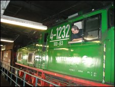 Coal train (BBC)