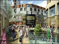 Swindon regeneration