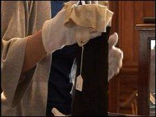 royal stockings at auction
