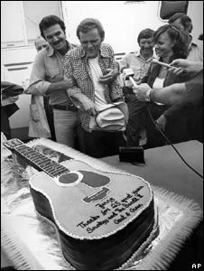 Jerry Reed and Burt Reynolds