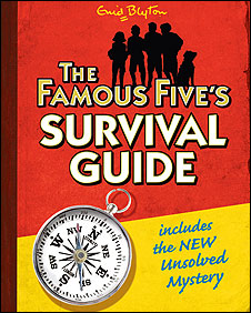 Famous Five book cover