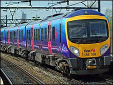 Generic first TransPennine Express