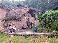 Zona rural en China