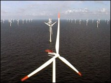 Wind turbines in Denmark