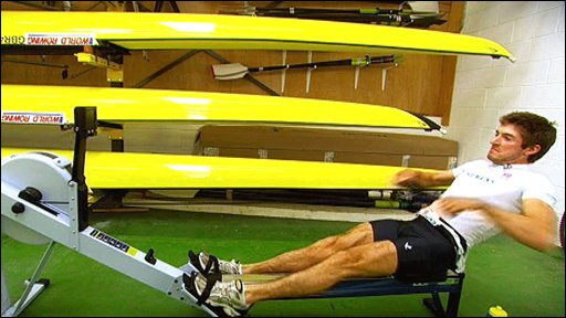Video - The ergo rowing challenge