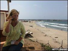 Lauren Booth in Gaza