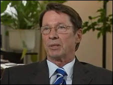 Ehrhart Koerting, Berlin Interior Senator