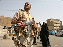 عضو في مجالس الصحوة في بغداد