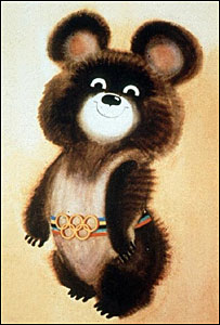 Символ Олимпиады-1980
