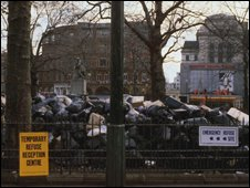 Leicester Square in 1979
