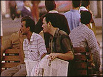 أحد شوارع القاهرة
