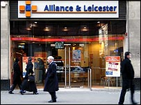 Alliance and Leicester branch