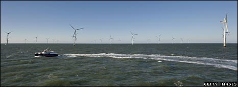Danish wind farm