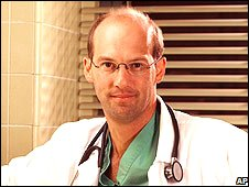 Anthony Edwards in ER