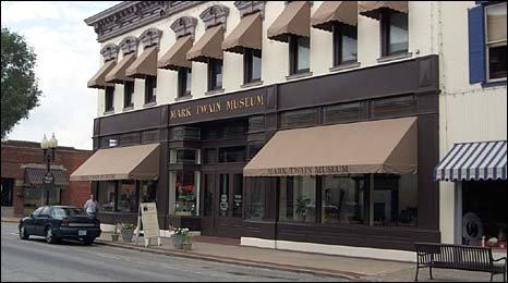 The Mark Twain Museum, Rolla, Missouri