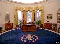 Oficina Oval de la Casa Blanca