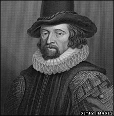 English statesman, philosopher and essayist Francis Bacon (1561 - 1626)