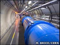 Túnel del LHC