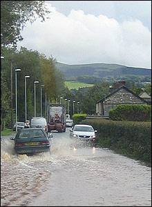 Talgarth, Brecon. Photo: Heather Hardy