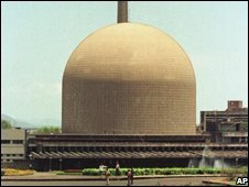 India's Bhabha Atomic Research Centre, located 30km from Mumbai (Bombay)