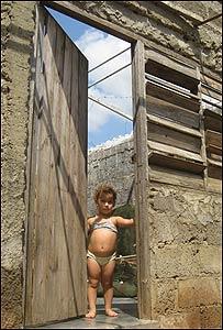 Niño en Cuba /Foto:Raquel Pérez