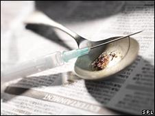 drug needle