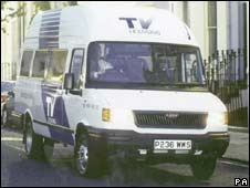 TV Licensing detection van
