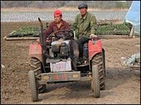 Китайские трудовые мигранты