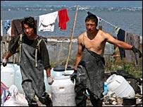 Китайские трудовые мигранты в Приморье