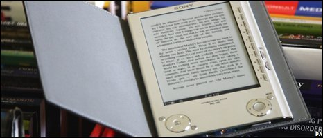 Sony Reader, PA