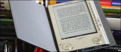 Sony Reader, PA