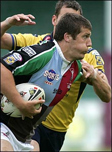 Tony Clubb is one of three Harlequins players in the England train-on squad